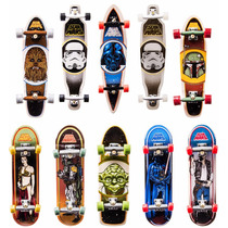 Tech Deck 10 Skates De Dedo Santa Cruz Star Wars Set Lacrado