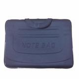 Capa Para Notebook 15 Polegadas Em Neoprene Case Preto Bague