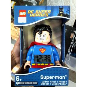 Reloj Lego Super Man