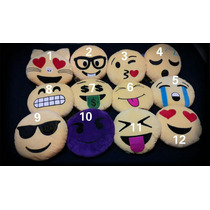 Emoji Cojin O Emoticon Almohada 100% Original