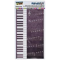 Más Gráficos Y Las Llaves Del Piano Y Las Escalas De Coches