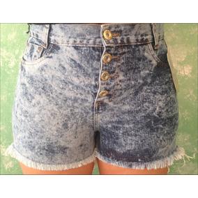 Shorts Jeans Estresse Company Feminino!