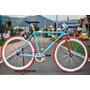 Bicicleta Next Color Celeste