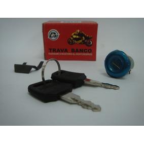 Trava Banco Honda Biz100/falcon