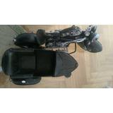 Moto Sidecar En Chapa