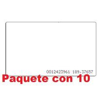 Tarjetas De Proximidad Id Rf 125khz Ultradelgadas P Imprimir