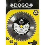 Disco Sierra Circular Carburo Madera 180mm-7 Dogo 40 Diente