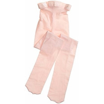 Medias Panty Capezio Color Pink-rosadas Talla M L