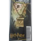 Colar Pergaminho Dumbledore - Harry Potter - Cosplay