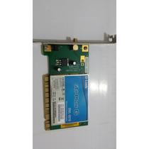 Placa De Rede Pci Wireless P/ Desktop D-link Dwl-g510 Wi-fi