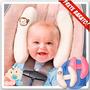 Bebê Conforto Apoio Cabeca Viagem Travesseiro Enxoval