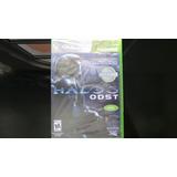 Halo 3 Odst Xbox 360 Nuevo Sellado