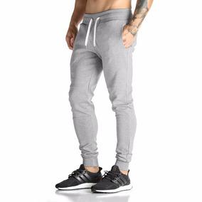 Monos Deportivos Jogger Gym Pantalon Tubito Algodon Slim Fit