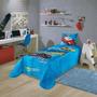 Colcha De Cama Infantil Hot Wheels Matelassê 1 Pç . Promoção