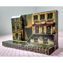 Papercraft Diorama Metal Slug - Game - Juego