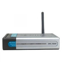 D-link Dwl-700ap 2.4ghz Wireless Access Point