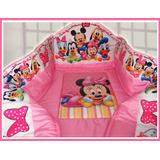Chichoneras Y Acolchado Exclusivo Minnie !!!