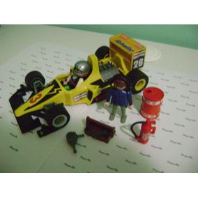 Carro De Formula 1 Playmobil