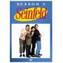 Dvd: Seinfeld 3 Temporada Completa