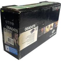 Toner Lexmark 08a0476 Original 3,000 Pags P/ E320 E322 Negro