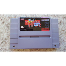 Final Fight Guy Americano - Super Nintendo