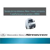 Rejilla Del Electroventilador De Mercedes Benz Sprinter 313