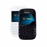 Carcasa 3/4 Blackberry Geminis 3 9320 Mica + Bizel + Tapas