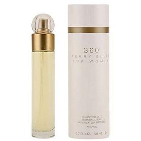 Perfume Feminino 360 Graus Edt 100ml Original Super Promoção