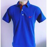 Kit 7 Camisetas Polo Nike Pronta Entrega Varias Cores