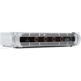 Nu4-6000 Amplificador Potencia Behringer Inuke Nu4 6000 Novo