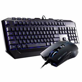 Kit Teclado Mouse Cooler Master Storm Devastator 2 Usb