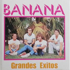 Cesar Banana Pueyrredon Banana Cd Grandes Exitos 1973/91