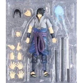 Boneco Sasuke Uchiha Articulado - Pronta Entrega