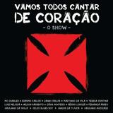 Cr Vasco Da Gama - Vamos Todos Cantar De Coração - Cd