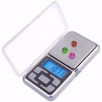Mini Balança Digital De Bolso 1 Grama A 500gr Alta Precisão