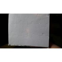 Rompecabezas Sublimacion De Carton 25x18cm Dan Vera