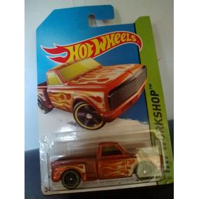 Hotwheels Custom 69 Chevy Pickup