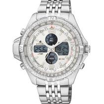 Relógio Citizen Promaster Combotemp Js-1046-55a Js1045