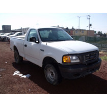Ford Pick-up F-250 Wd 4x4 Modelo 2007 Blanca Funcionando