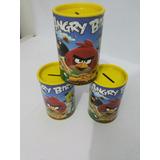 Cofre Infantil Lembrancinha De Aniversário Angry Birds Show!