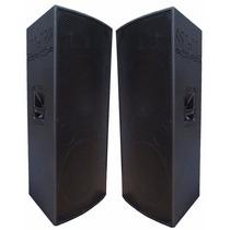 Caixa Ativa + Passiva Nhl 2x12 +ti 1800w Falante Jbl Pro