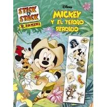Mickey Y El Tesoro Perdido. Stick & Stack. 2014 Varios Auto