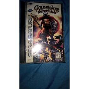 Golden Axe The Duel Sega Saturn