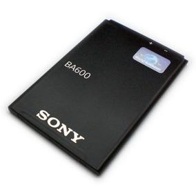 Envio Gratis Bateria Pila Sony Xperia U St25 St25i Ba600