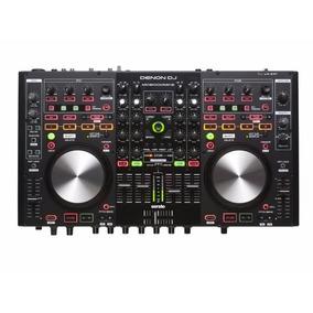 Controlador Denon Mc6000 Mk2 Con Serato Audiomasmusica