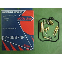 Reparo Carburador Xv250 Virago Yamaha Keyster Ky-0587nr