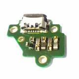 Flex Conector De Carga Motorola Moto G3 Geração Xt1543 1544