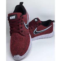 Tenis Nike Roshe One Caminhada Academia Treino Corrida Preto