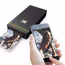 Mini Impressora Kodak Fotos Celular Wi-fi Pm210 Andorid Ios