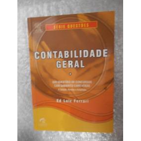 Contabilidade Geral - Ed Luiz Ferrari - Serie Questões
